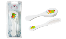bibi Brush & Comb set
