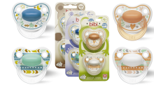 bibi Happiness Dental Trends Duopack fopspenen